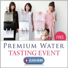 Pure Water Tasting Event